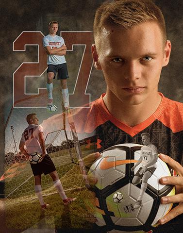 Sport collage 11X14